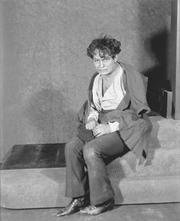 Author photo. Edward G. Robinson as Smerdyakov in The Brothers Karamazov, Guild Theatre, 1927<br>Credit: Vandamm Studio<br>Courtesy of the <a href=&quot;http://digitalgallery.nypl.org/nypldigital/id?485103&quot;>NYPL Digital Gallery</a><br>(image use requires permission from the