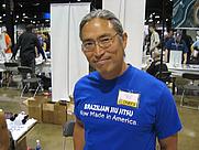 Author photo. WWC 2005