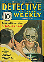 Detective Fiction Weekly, October 20, 1934…