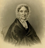 Author photo. Mary Forbes Winslow. Frontispiece from Life in Jesus : a memoir of Mrs. Mary Winslow, arranged from her correspondence, diary, and thoughts (1860)