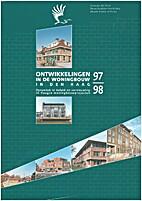 Ontwikkelingen in de woningbouw in Den Haag…