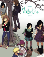 Valentine - Tome 4 (French Edition) by…