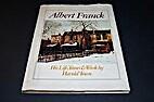 Albert Franck: Keeper of the lanes by Albert…
