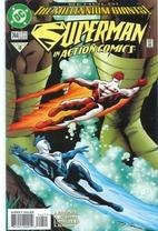 Action Comics # 744