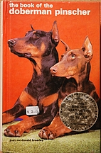 Book of the Doberman Pinscher by J. M.…