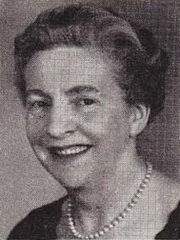 Author photo. Ida Cook (aka Mary Burchell)