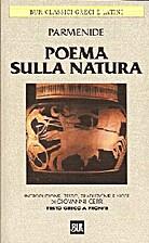 Poema sulla natura by Parmenide