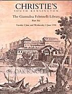 The Giannalisa Feltrinelli Library, Part…