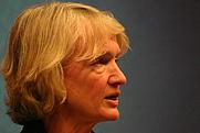 Author photo. Camilla Toulmin. Photo courtesy Chatham House.