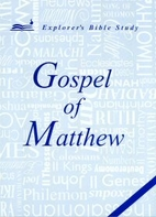 The Gospel of Matthew Study Guide by Tom M.…