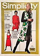 Simplicity Fashion News, 1970 August by…