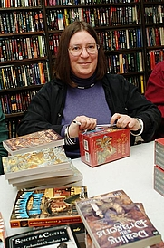 Author photo. from Wikimedia Commons, uploaded by Dd-b