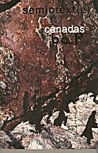 Semiotext Canadas #17 Vol. VI Issue 2 by…