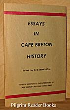 Essays in Cape Breton History by Brian…