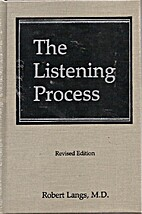 The Listening Process by Robert Langs