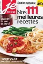 Nos 111 meilleures recettes by Je cuisine