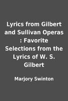 Lyrics from Gilbert and Sullivan Operas :…