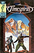 Timespirits #8 by Steve Perry