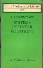 Systems Of Linear Equations by (The Little…