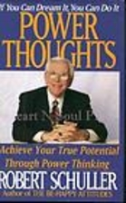 Daily Power Thoughts by Robert H. Schuller