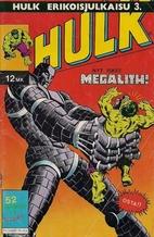 Hulk erikoisjulkaisu 3 by Bill Mantlo