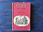 Rome and its story by Norwood Young