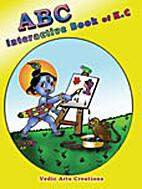 ABC Coloring book by Syamasundera Das