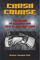 Crash course: 157 causes of collisions and…