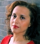 Author photo. Naima El Bezaz