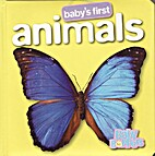 Baby's First Animals by Hinkler Books