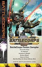 BattleCorps Fiction Sampler by Catalyst Game…
