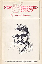 New & Selected Essays by Howard Nemerov