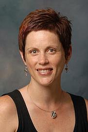Author photo. St. Lawrence University