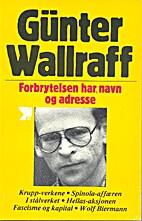 Forbrytelsen har navn og adresse by Günter…