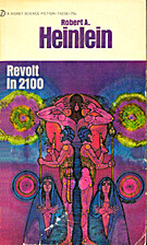 Revolt In 2100 by Robert A. Heinlein