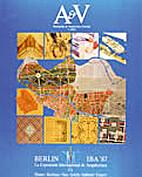 A&V 2. Berlin IBA'87 : la Exposición…