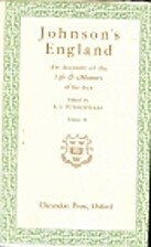 Johnson's England : An account of the Life &…