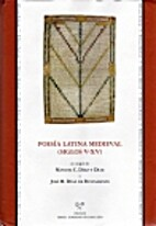 Poesía latina medieval (siglos V-XV) :…