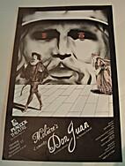 Moliere's Don Juan by Bernard Farrell