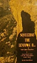 Squeezing the lemmon: A rock climber's guide…