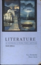Literature: An Introduction to Fiction,…