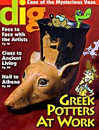 Greek potters at work by Dig magazine