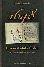 1648 : Den westfaliska freden : Arv, kontext…