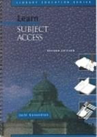 Learn subject access by Jacki Ganendran