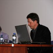 Author photo. Professor Fred Botting (Photo: Maryann McKay, US Embassy)