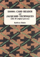 E6000: card reader and jacquard techniques:…