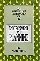 An Australian dictionary of environment and…