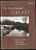 New-England Galaxy, The by Catherine…