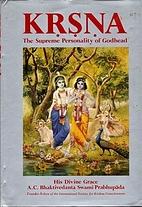 Krsna the Supreme Personality of Godhead…