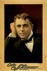 Author photo. Theatrical poster, 1899 <br>(Theatrical Poster Collection,<br> LoC Prints and Photographs Division)